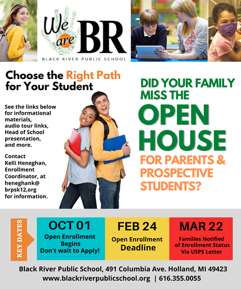 Did you miss the open house?