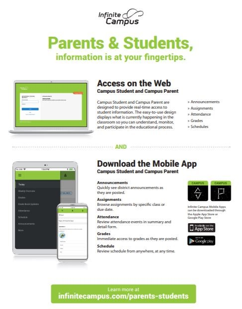meet your new infinite campus apps
