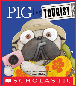 Pig the Tourist Book Cover