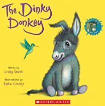 The Dinky Donkey Book Cover