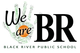 We are BR Logo