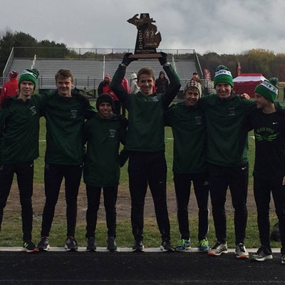 Cross Country Regional Champions