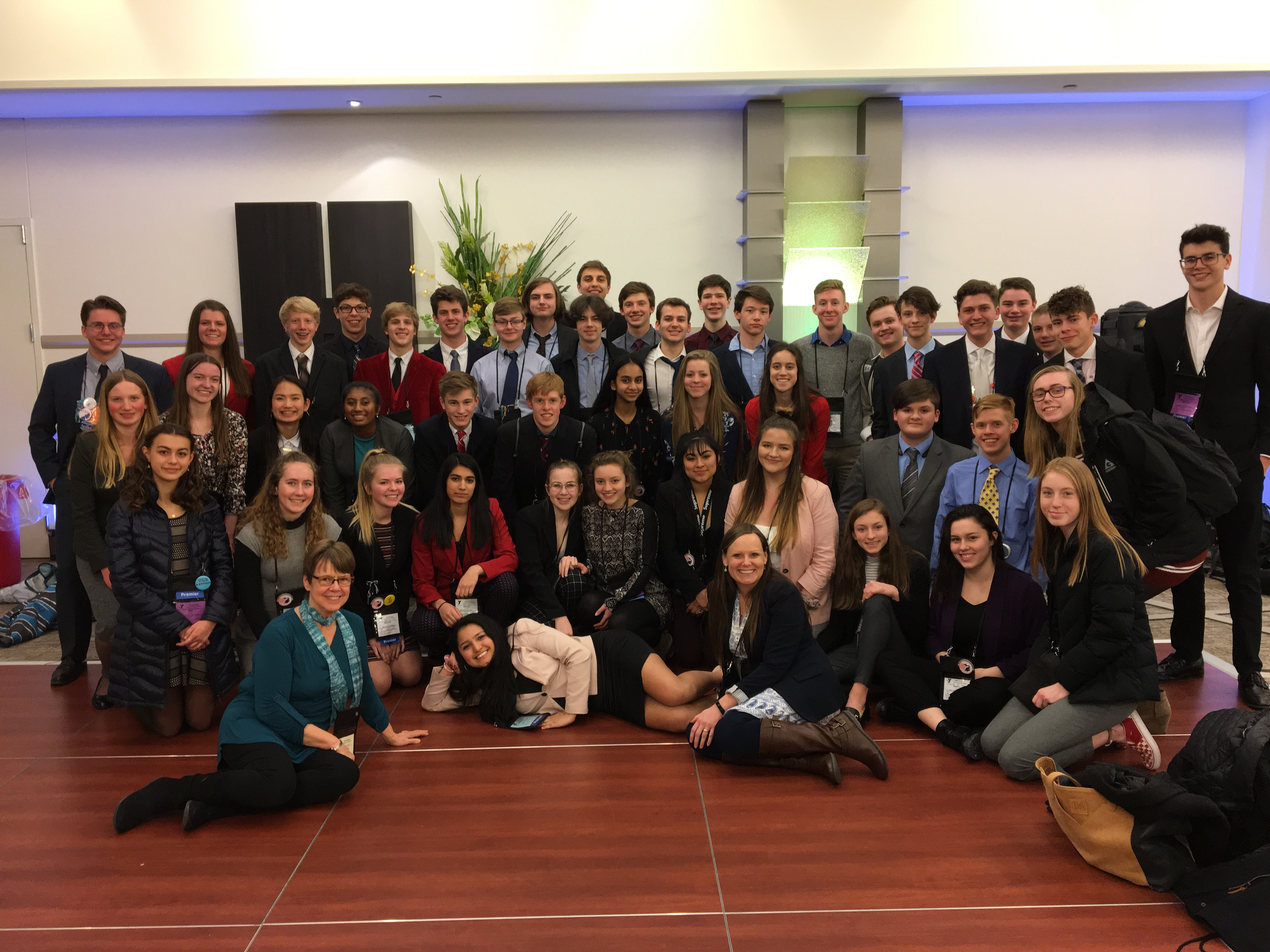YIG Group Photo